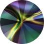 P1584-Swarovski Elements 6764 Crystal Luminous Green 23mm