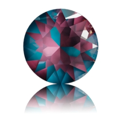 P3839-Swarovski Elements 1088 Burgundy De Lite SS39 -8mm