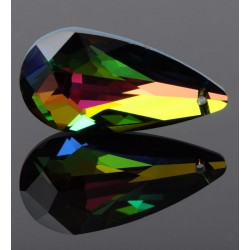 P0627-Swarovski Elements 6100 Crystal Vitrail Medium 24x12mm-1 bu