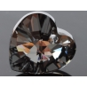 P0686-Swarovski Elements 6228 Silver Night 14mm-1 buc
