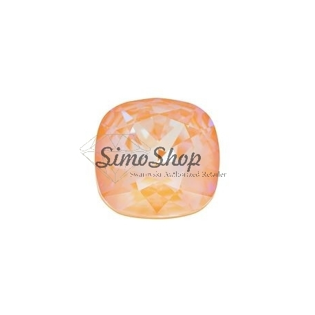 P2337-SWAROVSKI ELEMENTS 4470 Rose Peach Delite Foiled 10mm