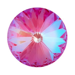 P0025-SWAROVSKI ELEMENTS 1122 Royal Red DeLite Unfoiled 12mm-1buc