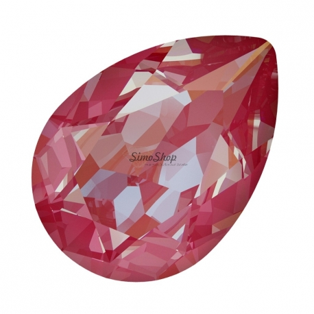 P0054-Swarovski Elements 4320 Lotus Pink DeLite 14x10mm-1 buc