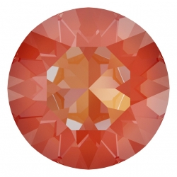 P0056-Swarovski Elements 1088 Orange Glow DeLite SS39-8mm