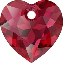 P0087-SWAROVSKI ELEMENTS 6432 Scarlet 8 mm-1buc