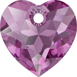 P0089-SWAROVSKI ELEMENTS 6432 Amethyst 8mm-1buc