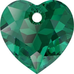 P0095-SWAROVSKI ELEMENTS 6432 Emerald 8mm-1buc
