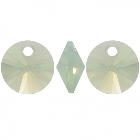 2431-SWAROVSKI ELEMENTS 6428 Chrysolite Opal 6mm-1 buc