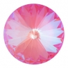 P0105-SWAROVSKI ELEMENTS 1122 Lotus Pink DeLite Unfoiled 14mm-1buc