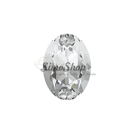 0219-SWAROVSKI ELEMENTS 4120 Crystal Foiled 8x6mm-1buc