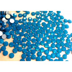 P1832-SWAROVSKI ELEMENTS 2088 Caribbean Blue Opal F SS34-7mm