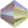 2461-SWAROVSKI ELEMENTS 5328 Paradise Shine2X 4mm PARADSH2