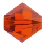 2487-SWAROVSKI ELEMENTS 5328 Hyacinth 3mm-1buc