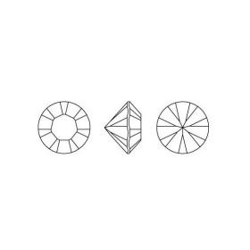 2499-SWAROVSKI ELEMENTS 5328 White Alabaster 4mm-1buc