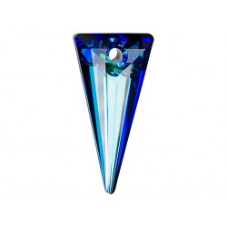 P1920-Swarovski Elements 6480 Crystal Bermuda Blue 18mm