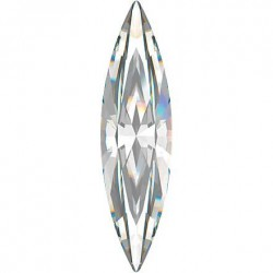 2528-SWAROVSKI ELEMENTS 4200 Crystal Foiled 11x3mm