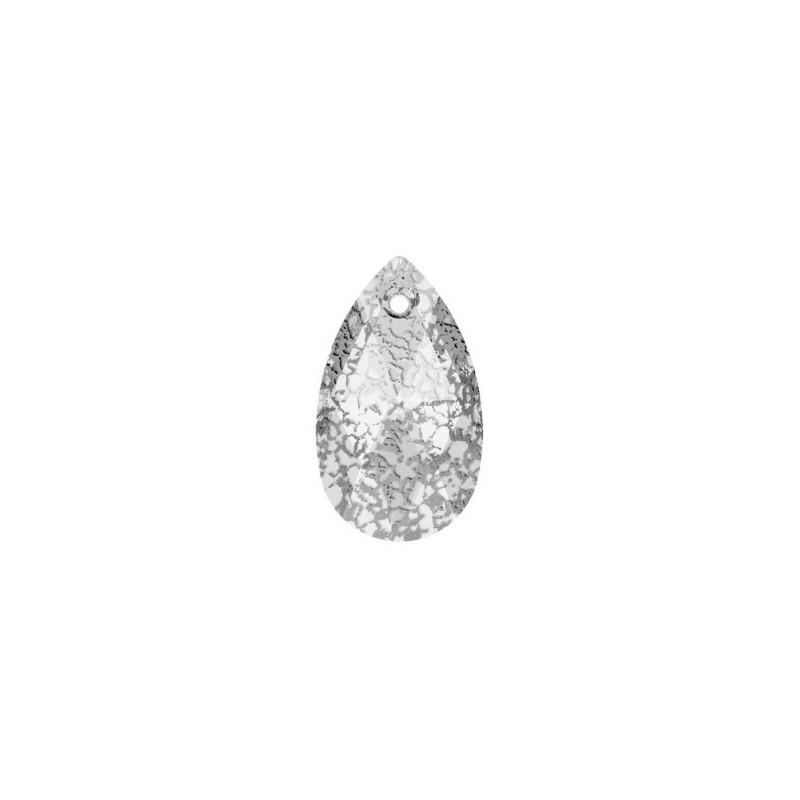 P1999-SWAROVSKI ELEMENTS 4120 Crystal Foiled 14x10mm-1buc