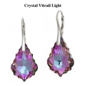 G0133-Inel reglabil Swarovski Xirius Chaton 1088 SS39 8mm