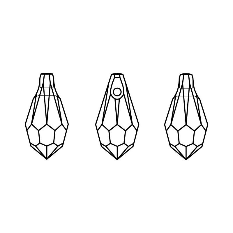G0402-AG925-Agatatoare pandantiv 8x3.5mm