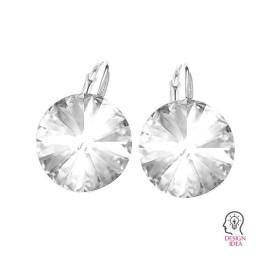 P2037-SWAROVSKI ELEMENTS 5624 Crystal Golden Shadow 10mm