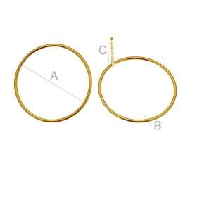 P2111-Swarovski Elements 6106 Crystal Light Chrome 22mm