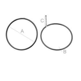 P2112-Swarovski Elements 6106 Crystal Scarabaeus Green 16mm