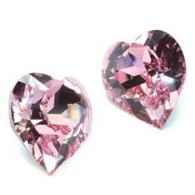 P2116-Swarovski Elements 1088 Crystal Light Chrome F SS39 8mm
