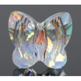 0572-SWAROVSKI ELEMENTS 5328 Crystal Light Chrome 3mm