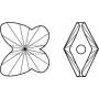 0564-SWAROVSKI ELEMENTS 2088 Crystal Scarabaeus Green SS20-4mm