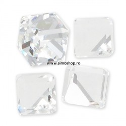 P2189-SWAROVSKI ELEMENTS 4841-Crystal Comet Argent Light 6mm