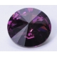 P0733-SWAROVSKI ELEMENTS 1122 Amethyst Foiled 12mm-1buc