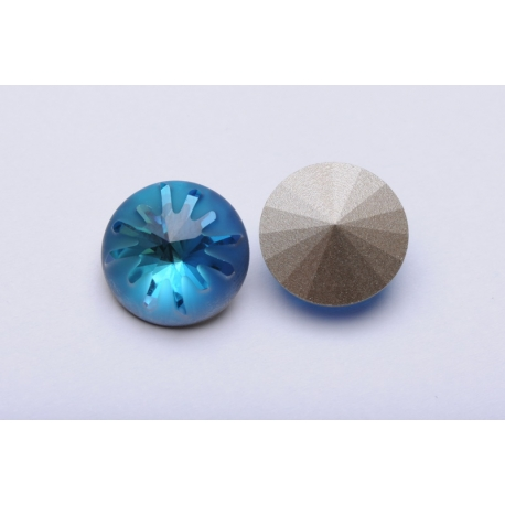 P2221-SWAROVSKI ELEMENTS 1695 Bermuda Blue 14mm
