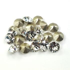 0612-SWAROVSKI ELEMENTS 5328 Yellow Opal AB 4mm