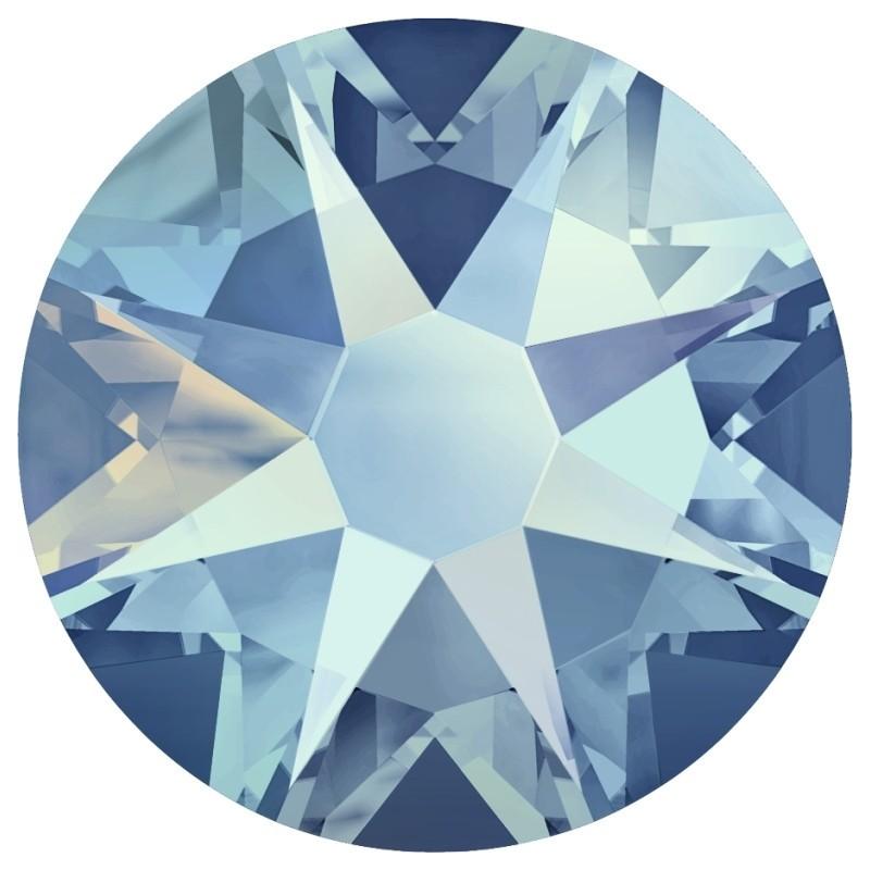 P2279-SWAROVSKI ELEMENTS 4470 Crystal Metallic Sunshine F 10mm