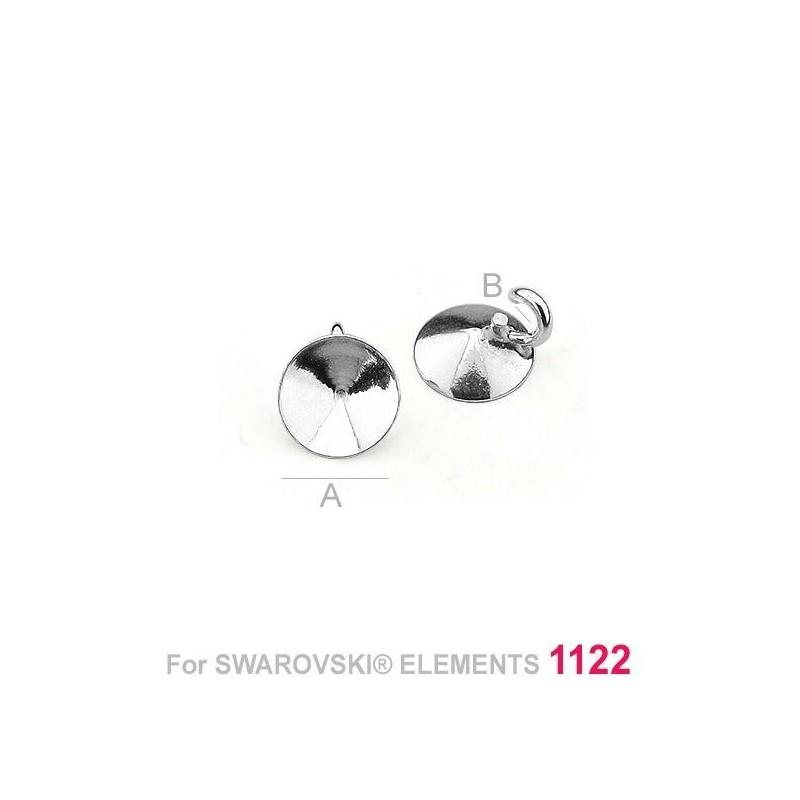 G0719-Bilute stardust 3mm gaura 1.2mm 1 bucata