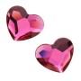 P2301-Swarovski Elements 1088 Violet Foiled SS29 -6mm