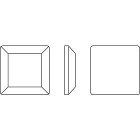P2340-SWAROVSKI ELEMENTS 4470 White Opal Foiled 10mm