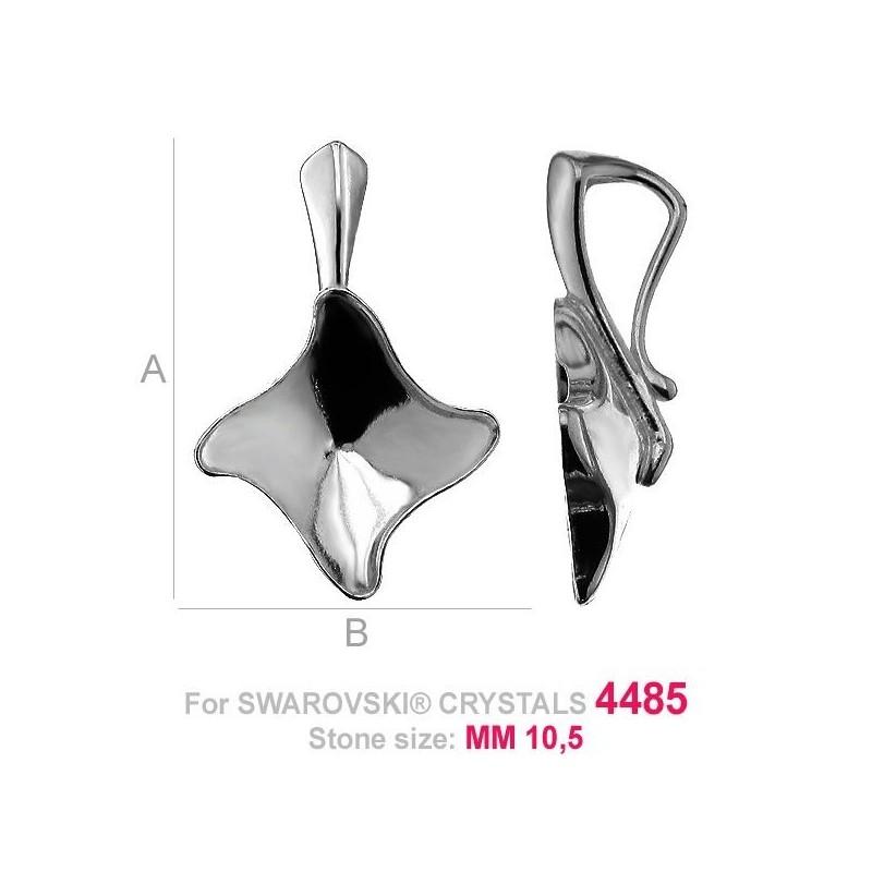 G0781-N-Link argint 925 35x5mm grosime 0.50mm