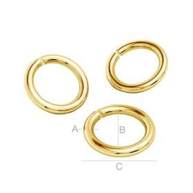 P2354-Swarovski Elements 2858 Crystal Foiled 9x6.5mm 1 buc
