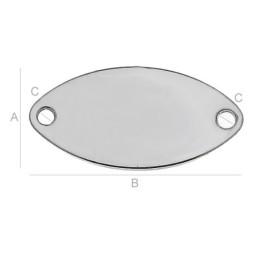 P2402-SWAROVSKI ELEMENTS 2612 Crystal Luminous Green Foiled 10mm