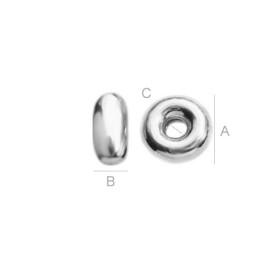 0708-SWAROVSKI ELEMENTS 2612 Crystal Foiled 6mm