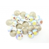 P2494-Swarovski Elements 1088 Sand Opal AB Foiled SS39 8mm