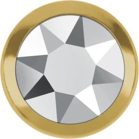 P2500-Swarovski Elements 1088 Air Blue Opal Foiled SS39 8mm