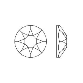 P2517-Swarovski Elements 1088 Sand Opal Foiled SS39 8mm