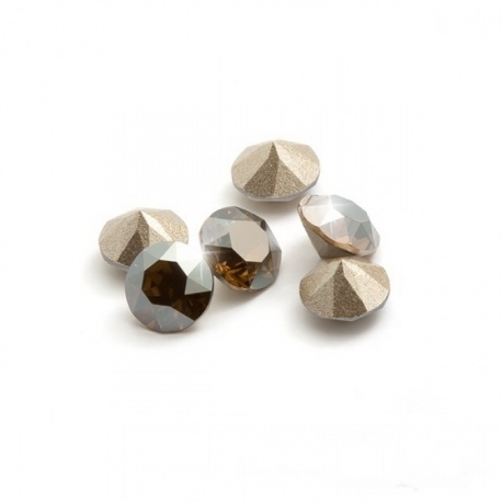 P2548-Swarovski Elements 1088 Bronze Shade Foiled SS29 6mm