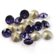 0769-Swarovski Elements 1028 Purple Velvet F PP9 1.5mm 50BUC