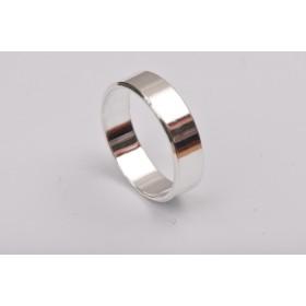 G1054-Colier lant Snake argint 925  0.7mm lungime 50cm