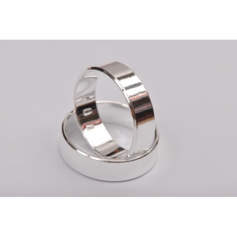 G0370-Bratara argint 925 snake 0.9mm x 18cm