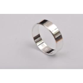 G0801-Zale argint 925 dimensiune 0.9x3.8mm interior 2mm