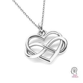 G0813-Agatatoare pandant 18x3.8mm din argint 925 1 buc